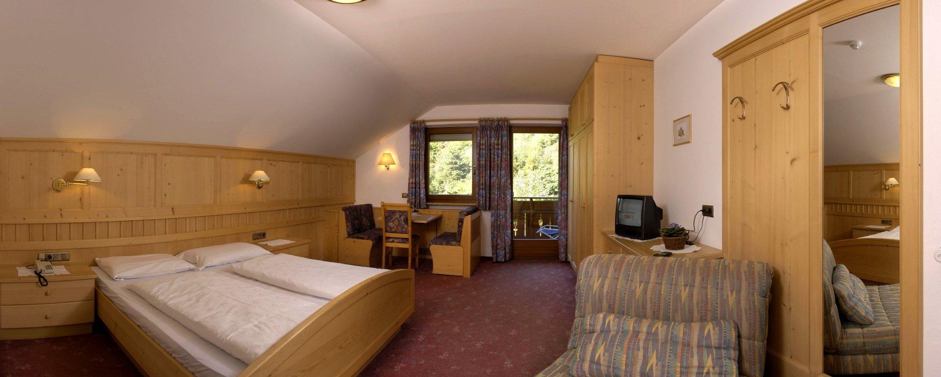 Doppelzimmer der Kategorie Comfort gleich heute reservieren